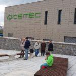 Fotogalerie z první exkurze 7. května v CEITEC Brno