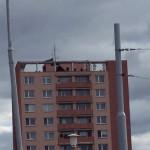 V Kohoutovicích zasahovali hasiči lezci
