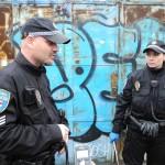 Akce jehla – strážníci uklidili 197 injekční stříkaček – v Kohoutovicích nebyla ani jedna!